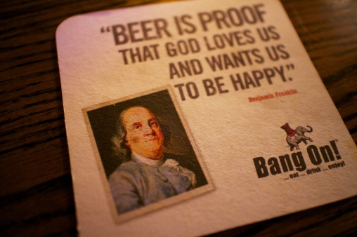 Ben Franklin knew what he was talking about